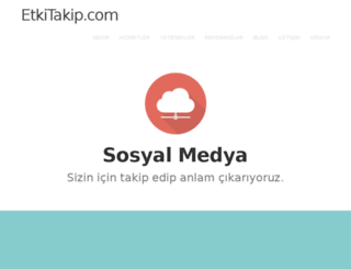 etkitakip.com screenshot