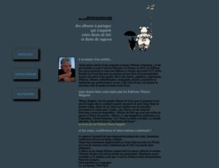 etre-editions.com screenshot