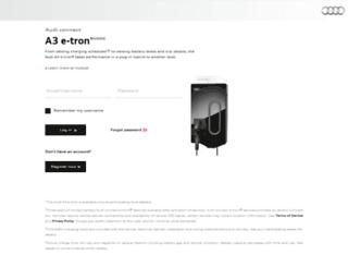 etron.audiusa.com screenshot
