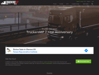 ets2mp.com screenshot