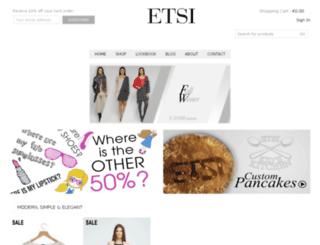 etsi.co screenshot