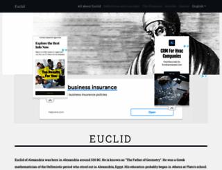 euclides.org screenshot