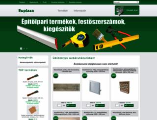 euplaza.eu screenshot