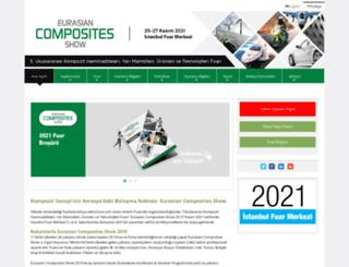 eurasiancomposites.com screenshot