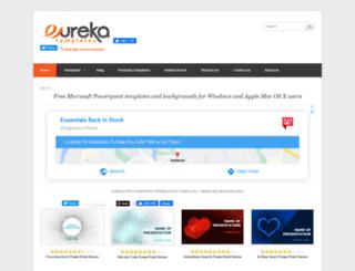 eurekatemplates.com screenshot