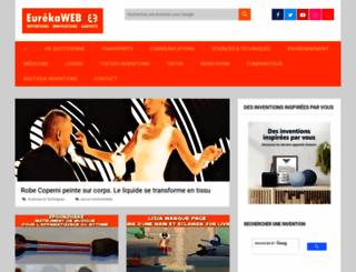 eurekaweb.fr screenshot