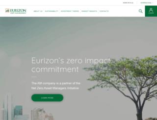 eurizoncapital.it screenshot