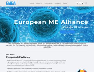 euro-me.org screenshot