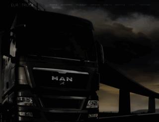euro-truck.com.ua screenshot