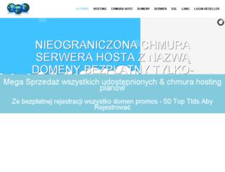 euro1host.eu screenshot