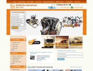 euroasiatrucks.com screenshot