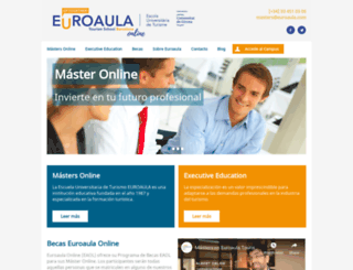euroaulaonline.net screenshot