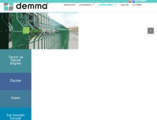 eurofence.com.tr screenshot