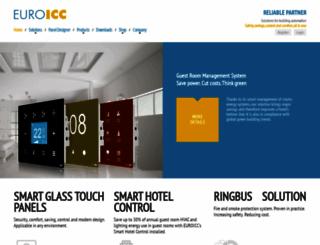 euroicc.com screenshot