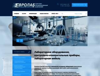 eurolab.ru screenshot