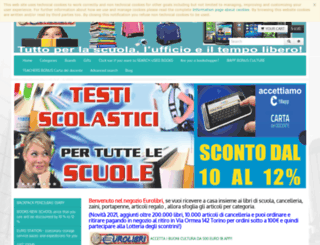 eurolibri.com screenshot