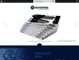 euromex.com screenshot