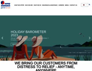 europ-assistance.com screenshot
