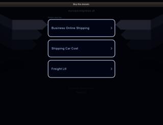 europa-express.at screenshot