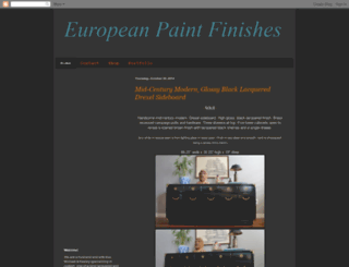 europaintfinishes.blogspot.com screenshot