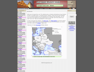 europe-east.com screenshot