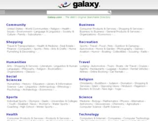 europe.galaxy.com screenshot