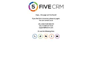 europe3.callprocrm.com screenshot