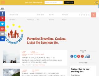 europeanmama.com screenshot