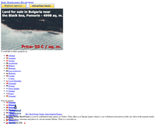 europerealestatedirectory.net screenshot