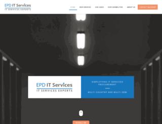 europlusdirect.com screenshot