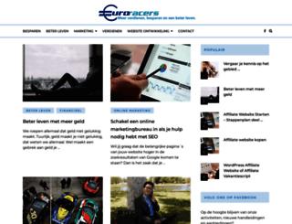 euroracers.nl screenshot