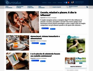 eurosalus.com screenshot