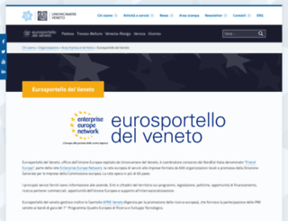 eurosportelloveneto.it screenshot