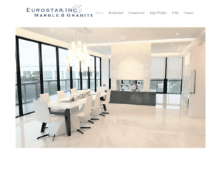 eurostarmarble.com screenshot