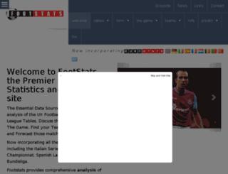 eurostats.co.uk screenshot