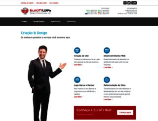 eurotiweb.com.br screenshot
