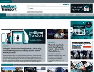 eurotransportmagazine.com screenshot