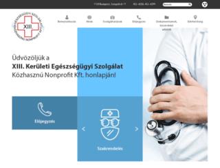 euszolg13.hu screenshot