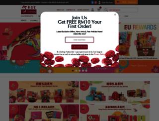 euyansang.com.my screenshot