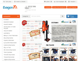 evagon.com screenshot