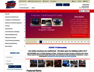 evansclarke.com.au screenshot