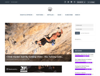 eveningsends.com screenshot