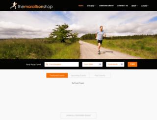 event.themarathonshop.com.my screenshot