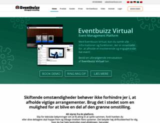 eventbuizz.com screenshot