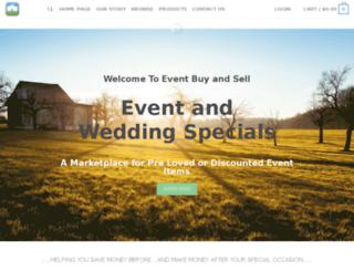 eventbuyandsell.com screenshot