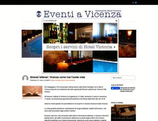 eventivicenza.com screenshot
