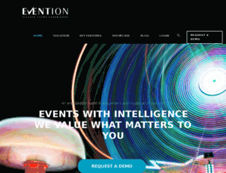 eventmasterapp.com screenshot