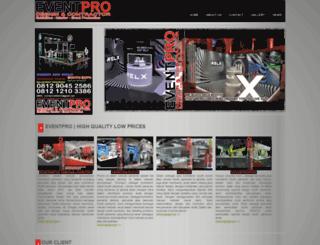 eventpro-kontraktorpameran.com screenshot
