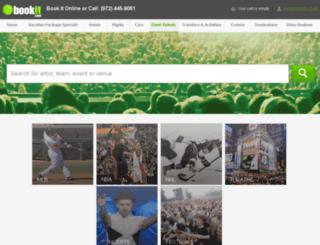 events.bookit.com screenshot