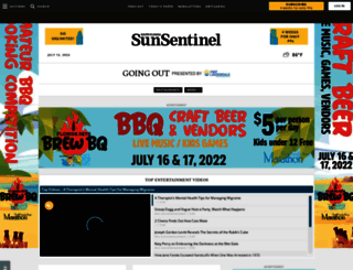 events.southflorida.com screenshot